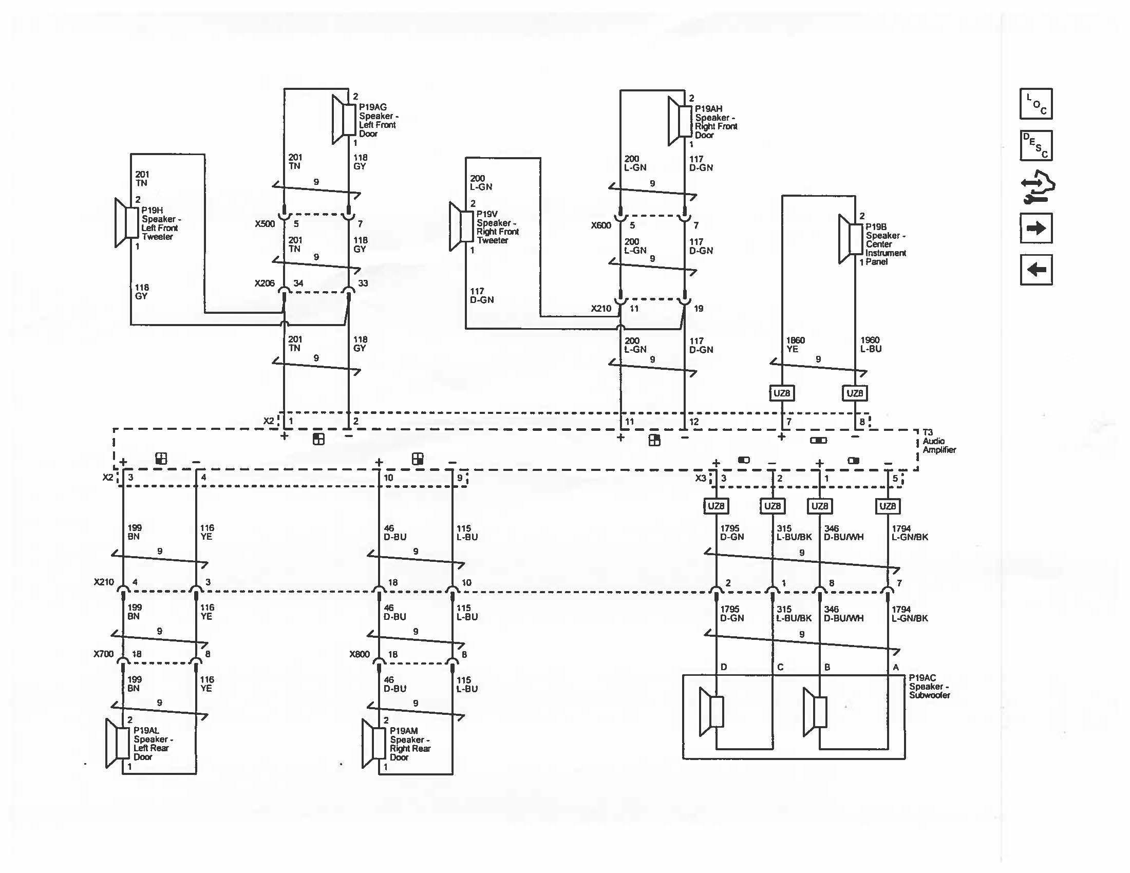 2015 Equinox LT Factory Amp Wiring | GMC Terrain, Equinox, and SRX Forum | 2015 Chevrolet Equinox Wiring Diagrams |  | GMC Terrain forum